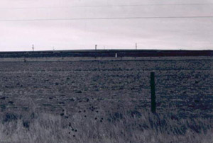 Photograph of Comanche Crossing in 1970.