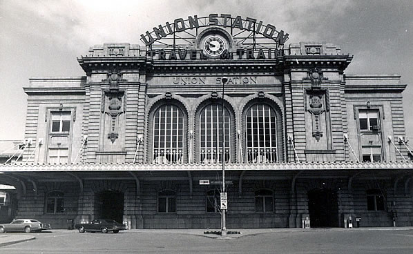 Denver's Union Station is an example of the Beaux Arts style.