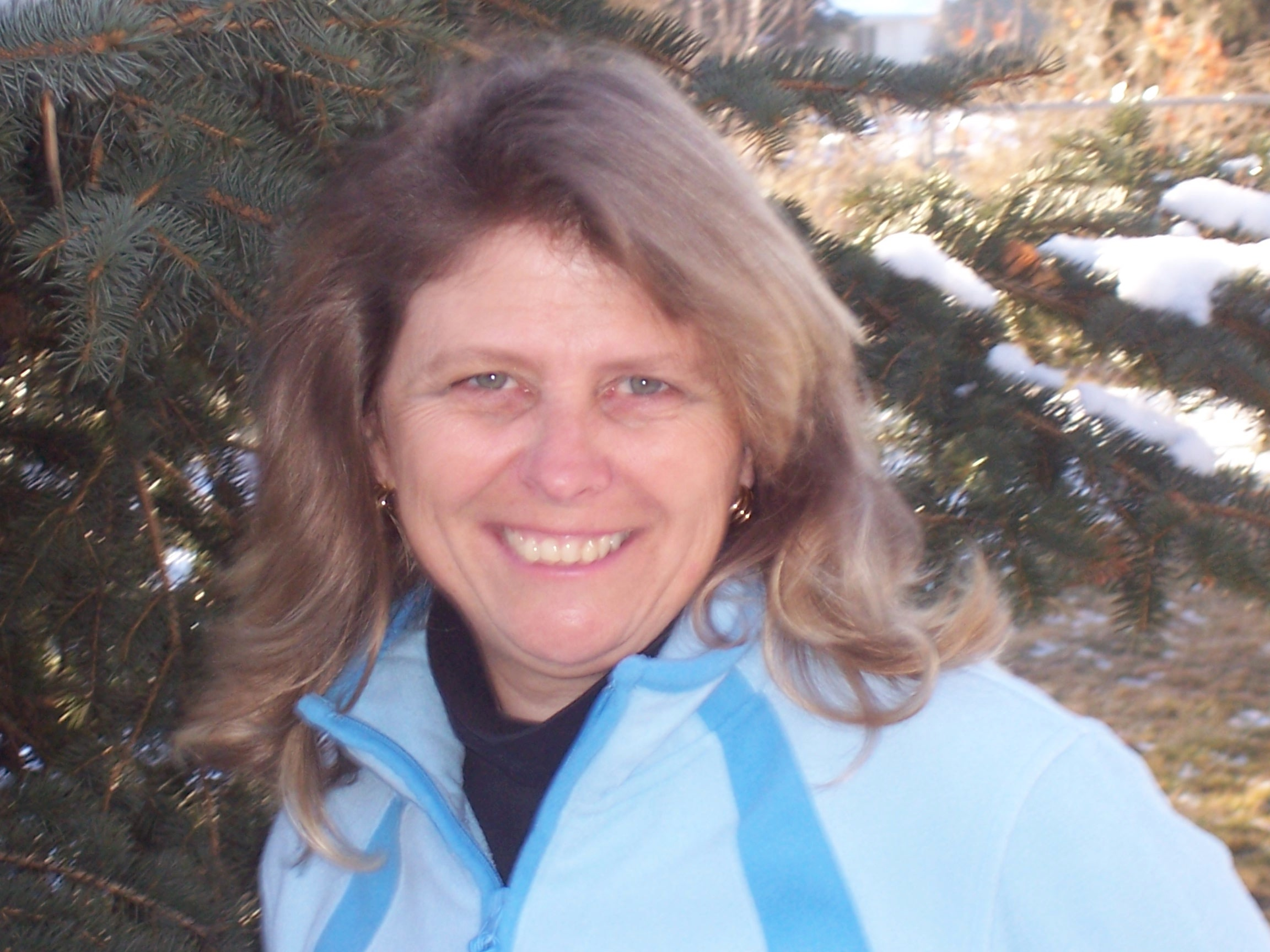 Sue Kenney, Education and Outreach Coordinator with the Natural Areas Department of the City of Fort Collins