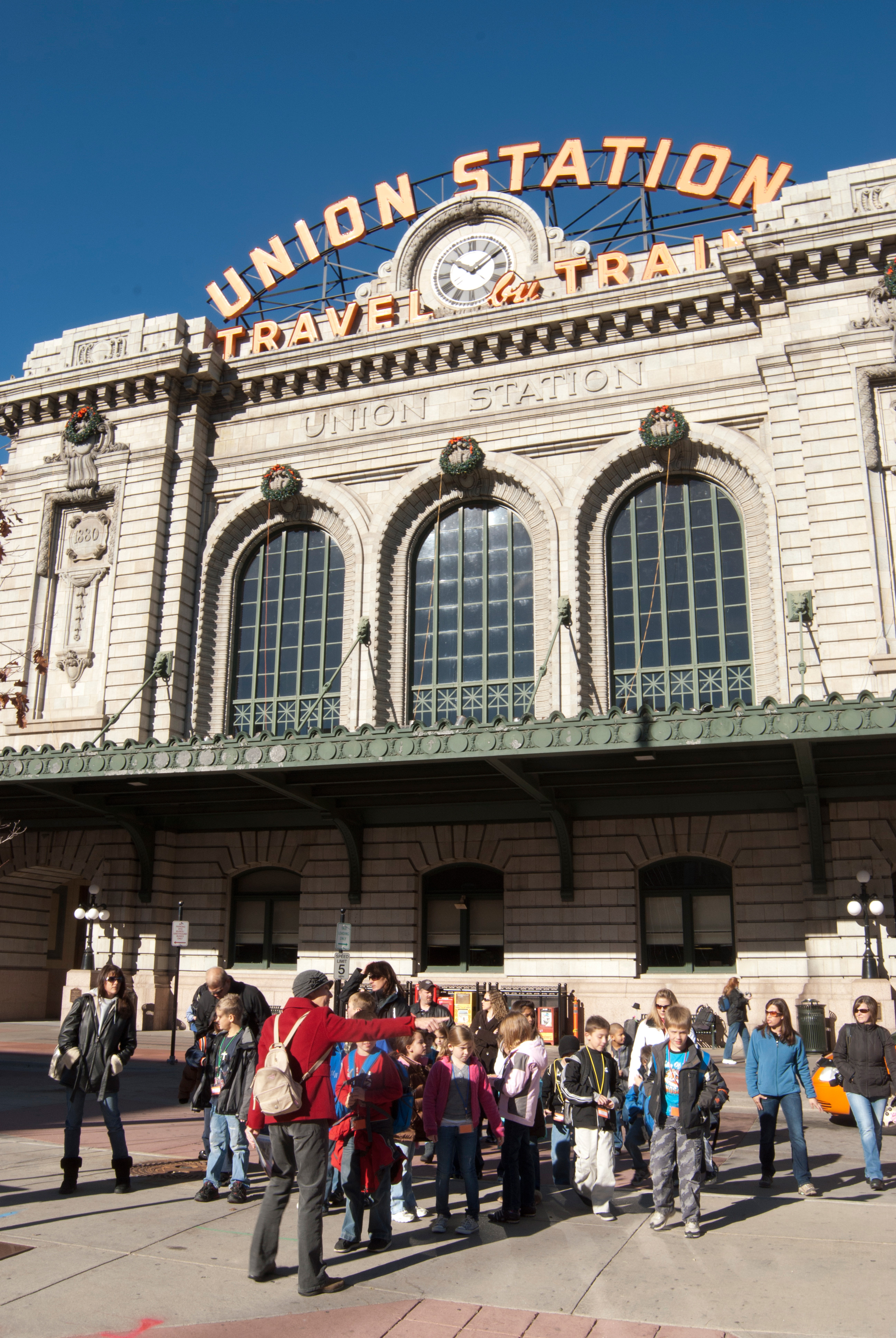 Union Station walking tour