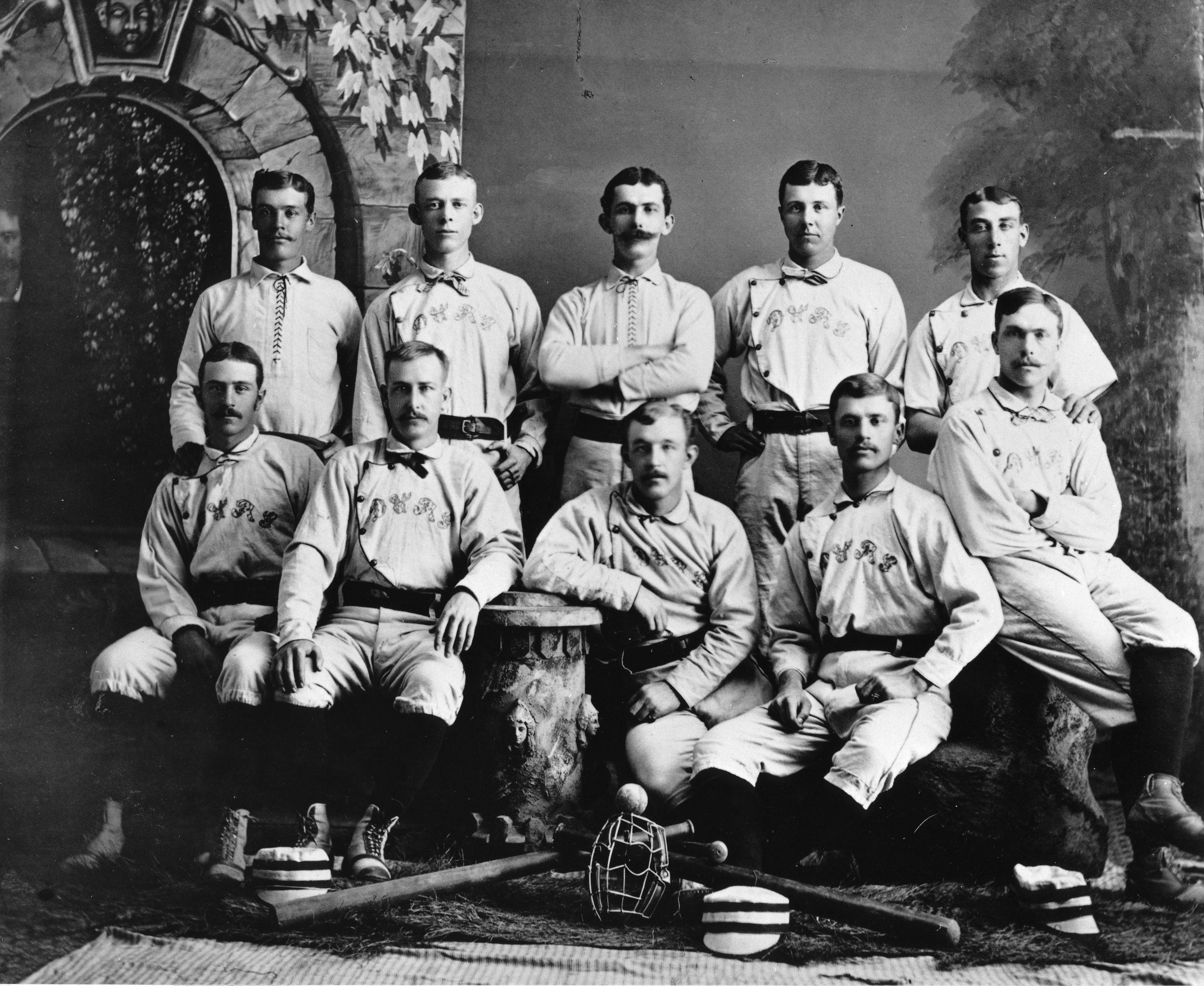 Colorado Springs Reds baseball team 1882