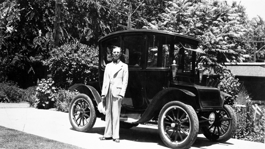 Fritchle Electric Car