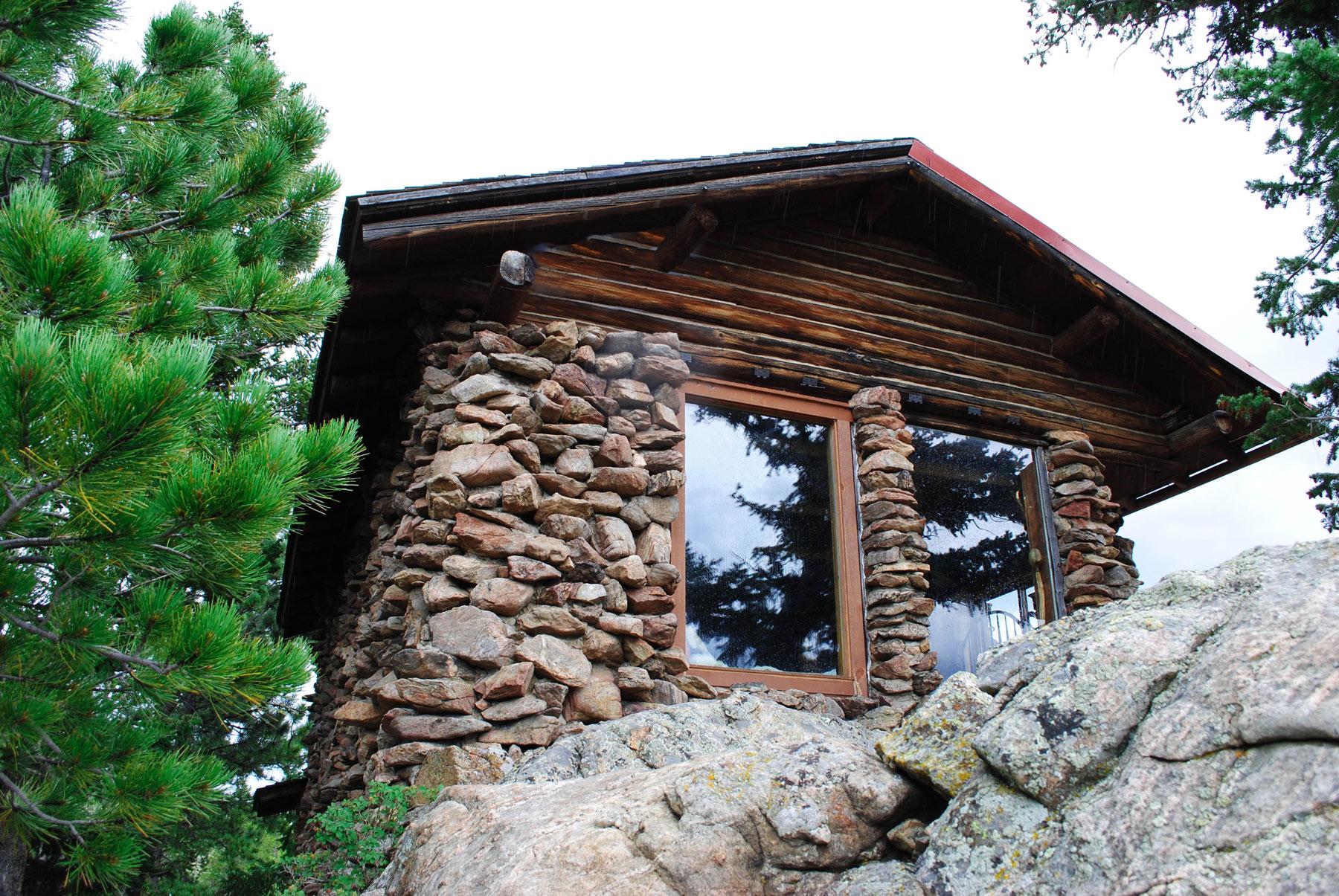 Bain Cabin.