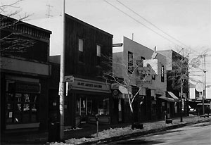 Old Colorado City Historic Commercial District History
