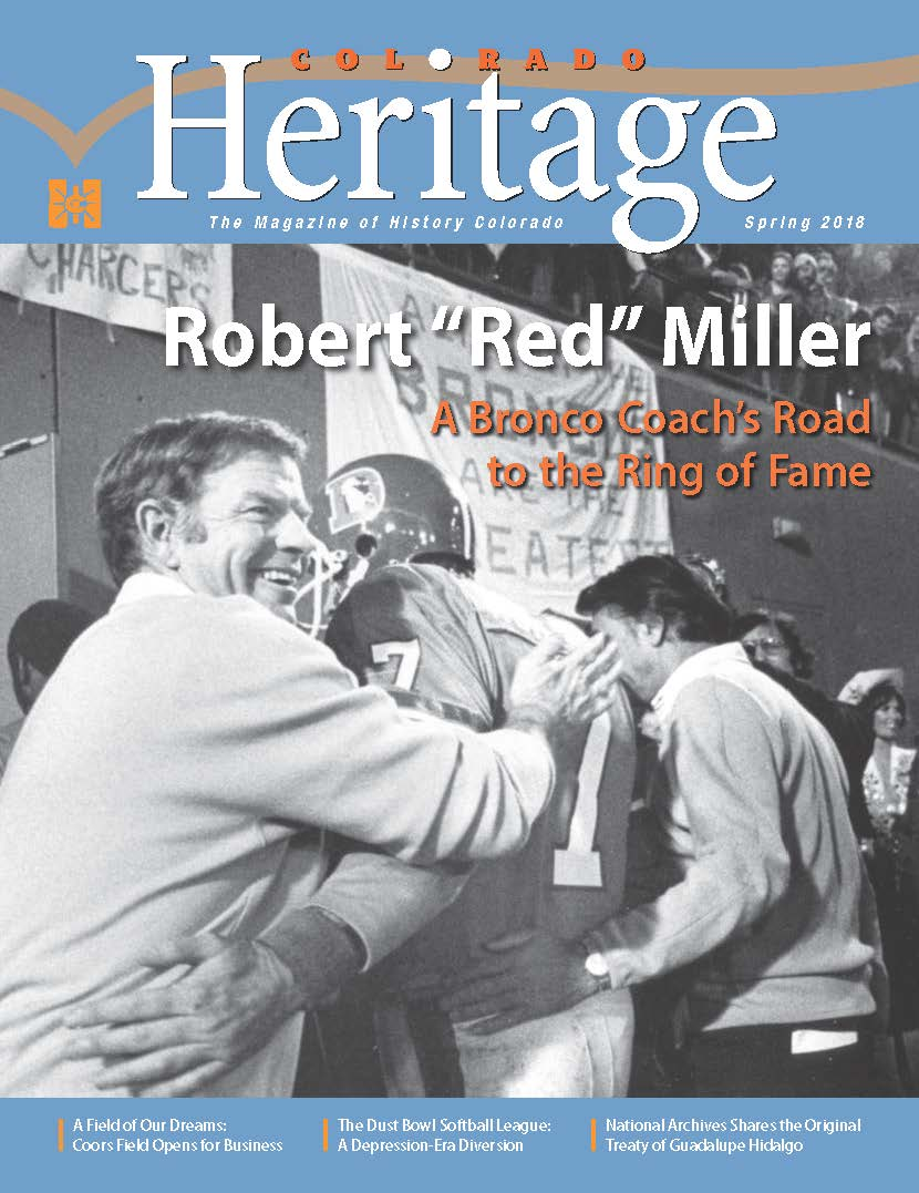 Heritage cover spring 2018