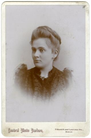 Photo of Clara Cressingham