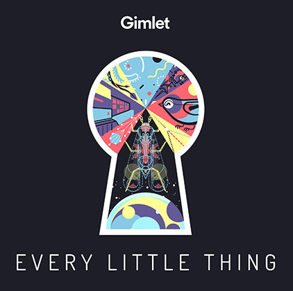 Graphic for Every Little Thing podcast