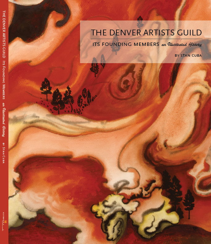 The Denver Artists Guild front cover