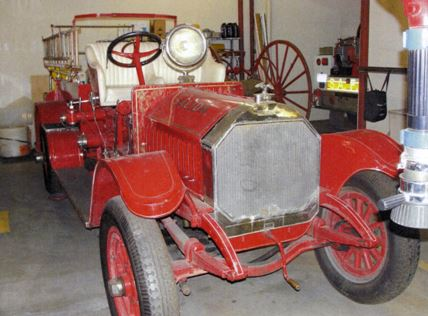 1911 Kissel Fire Engine