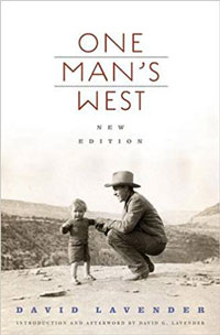 One Man's West book cover