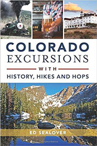 Colorado Excursions book cover