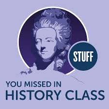 Graphic for Stuff You Missed in History Class podcast