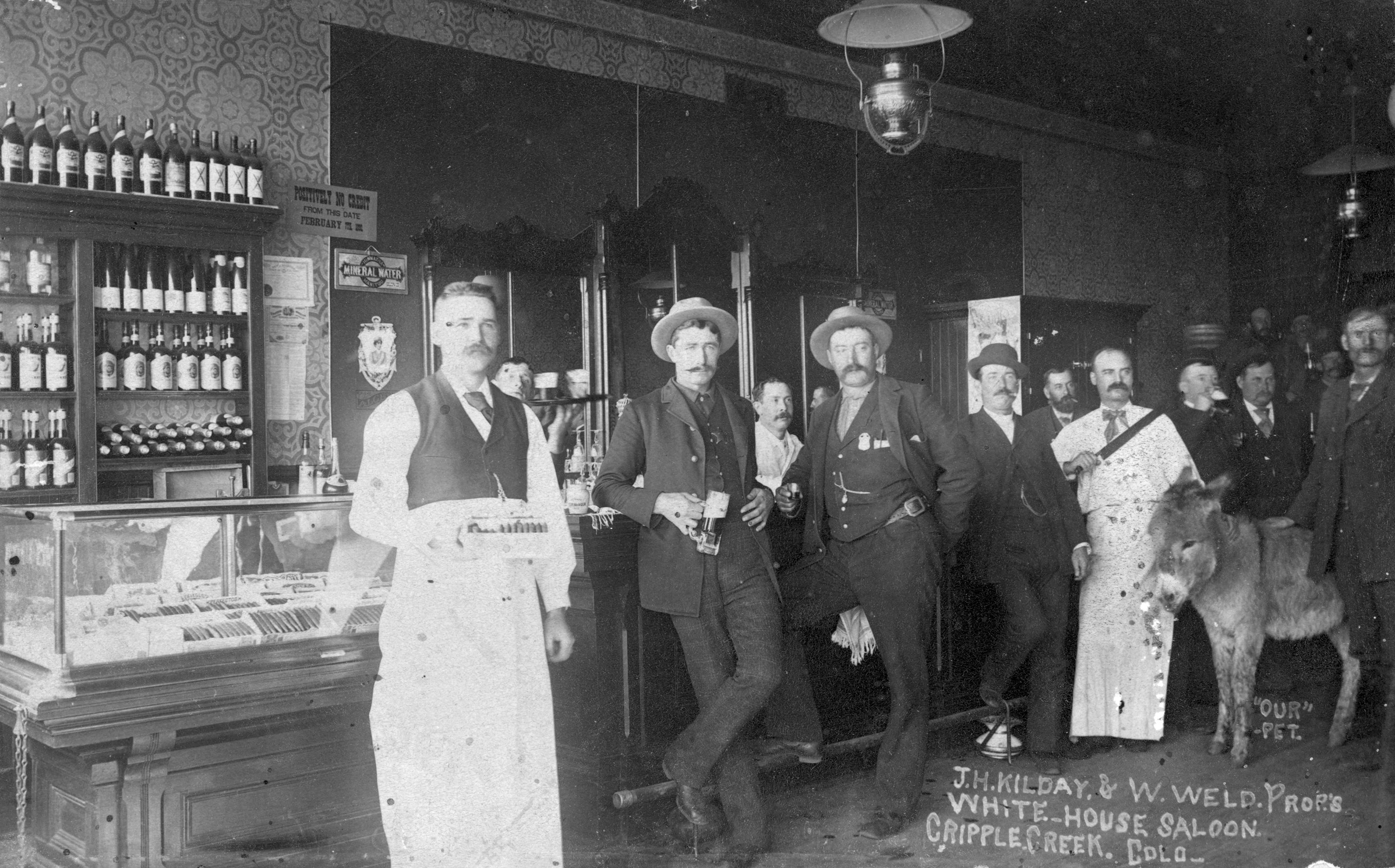 Saloon in Cripple Creek