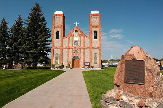 Our Lady of Guadalupe Church in Conejos, CO.