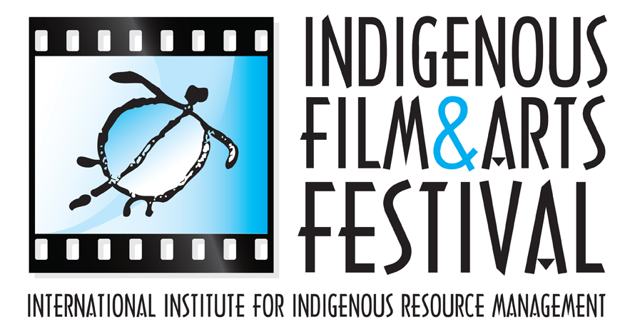Logo for Indigenous Film and Arts Festival Roundtable