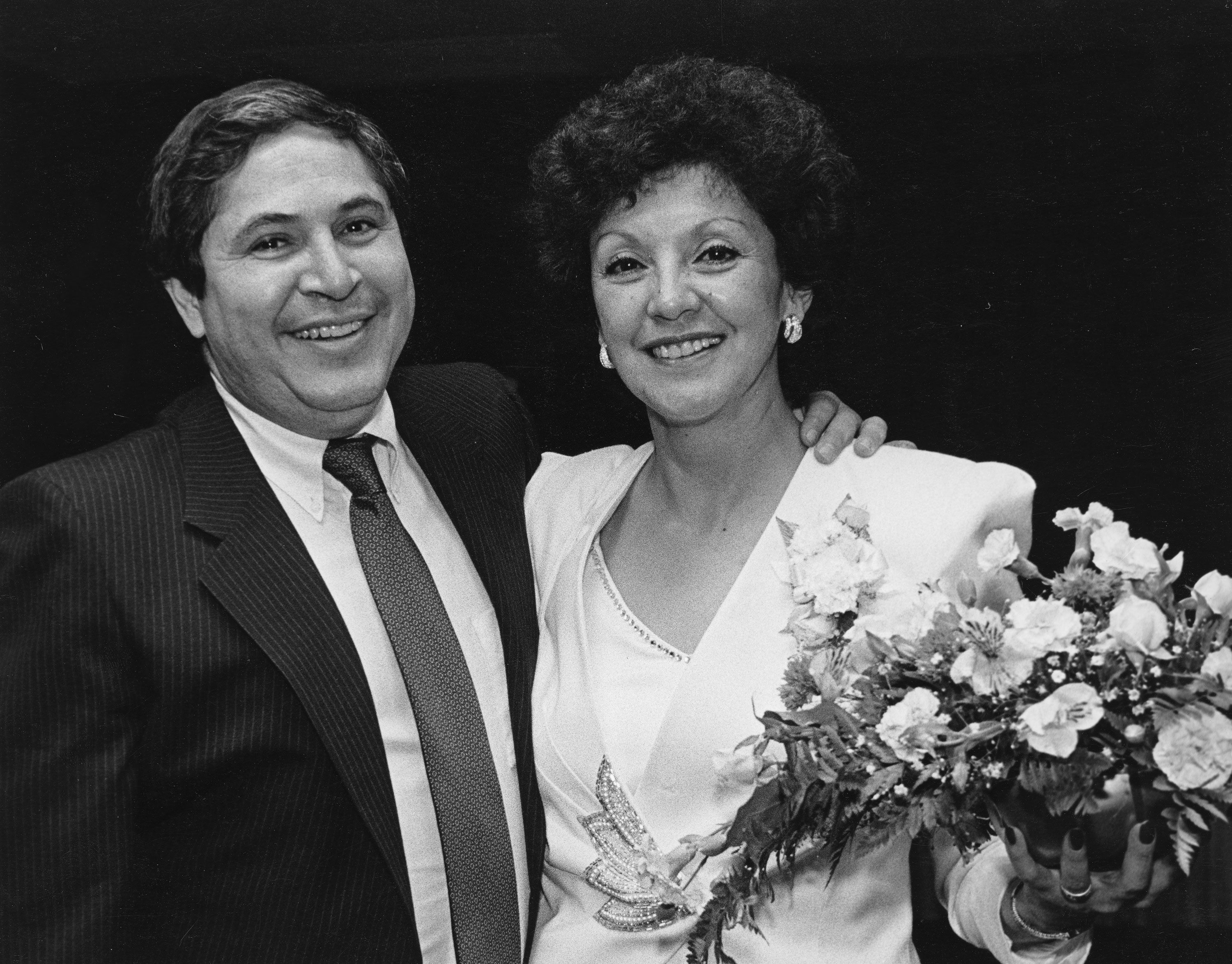 Richard and Virginia Castro