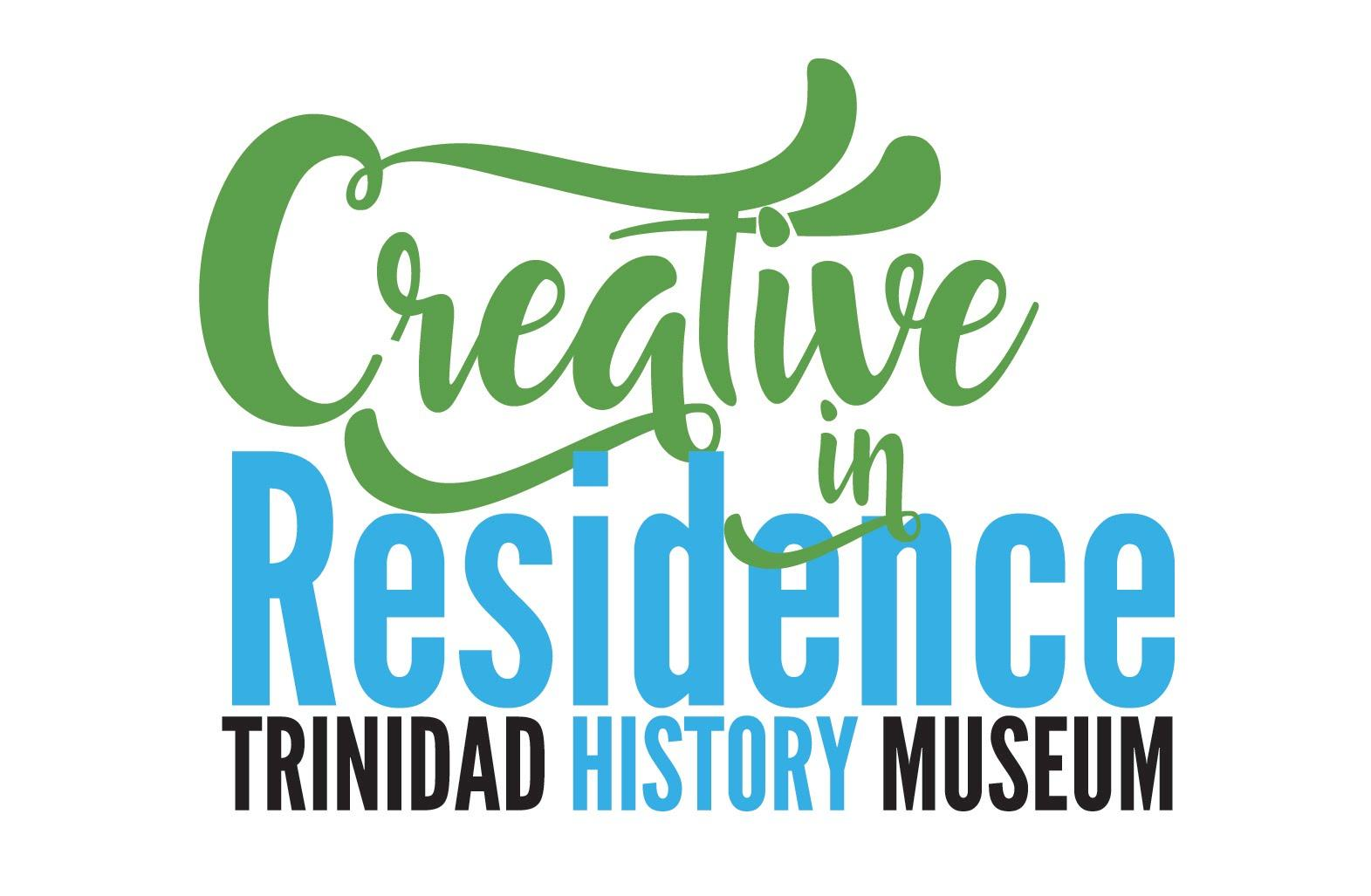 Trinidad Creative in Residence logo