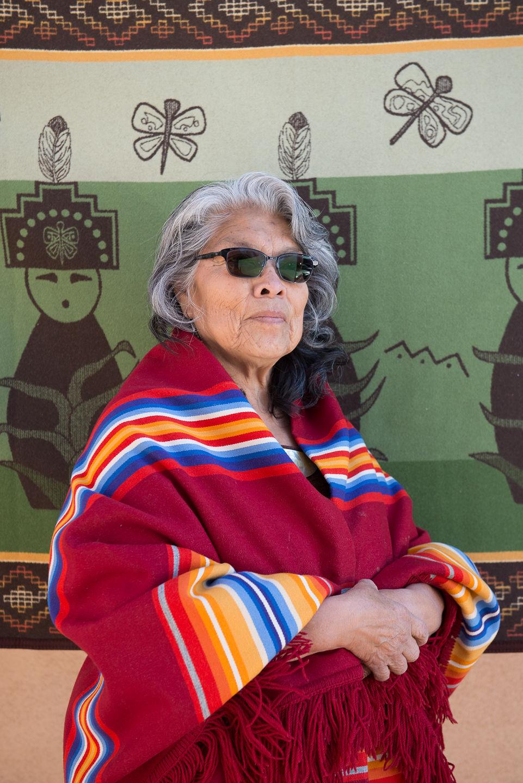 Elder Kathy Sanchez
