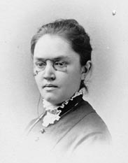 Photo of Katharine Lee Bates
