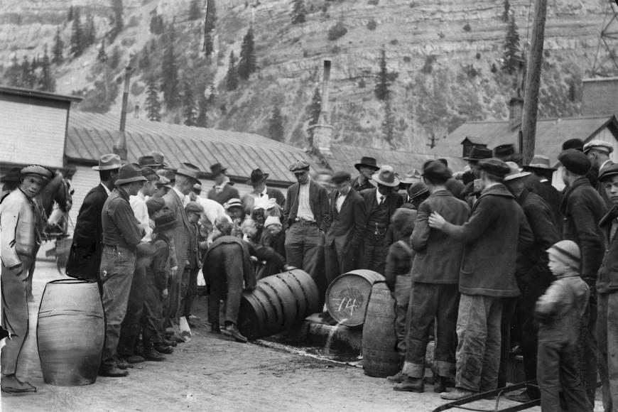 Prohibition in Ouray, 1916
