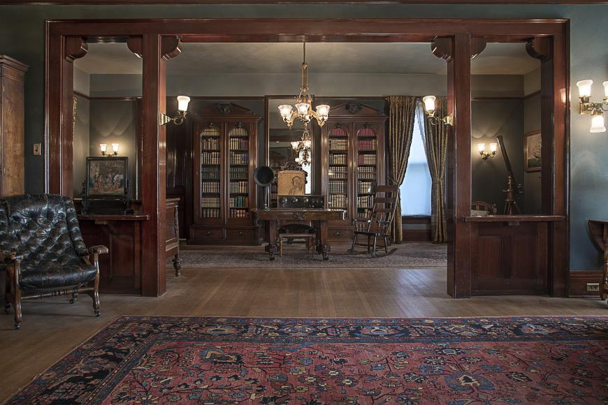 Byers-Evans House Library