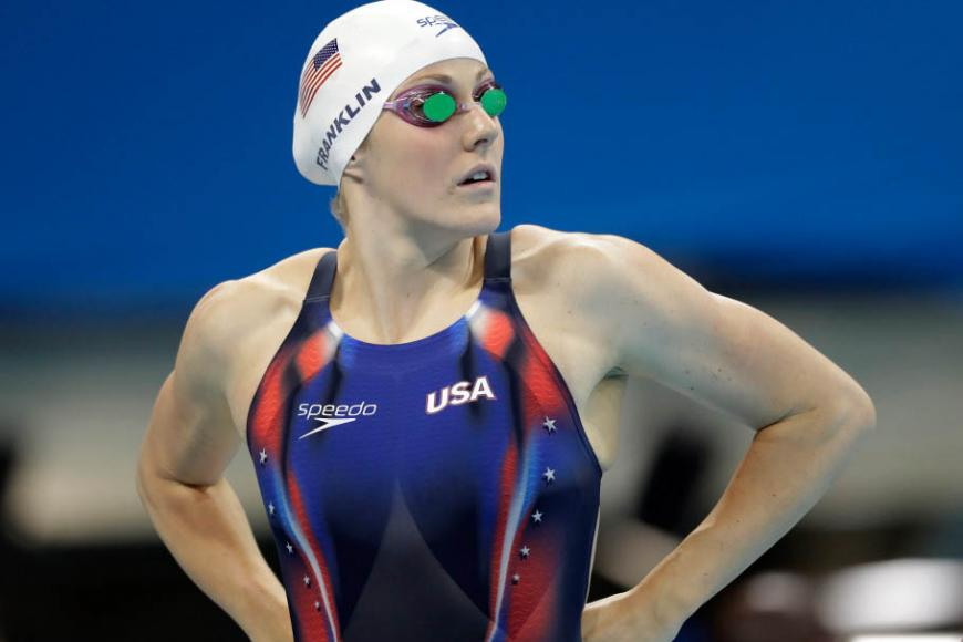 Photo of Missy Franklin