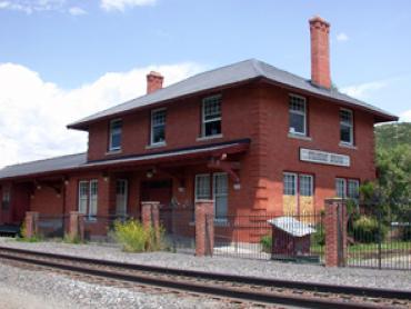 Railroads in Colorado, 1858-1948 | History Colorado