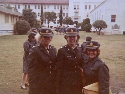 Women of the Women's Army Corps