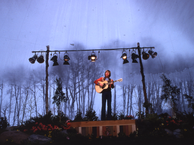 Photo of John Denver Outdoor Concert 2