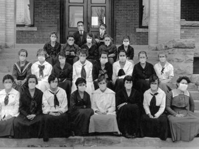 Cañon City Class of 1919