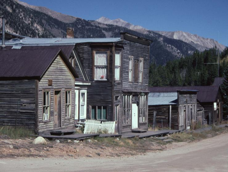 Multiple Property Submissions | History Colorado