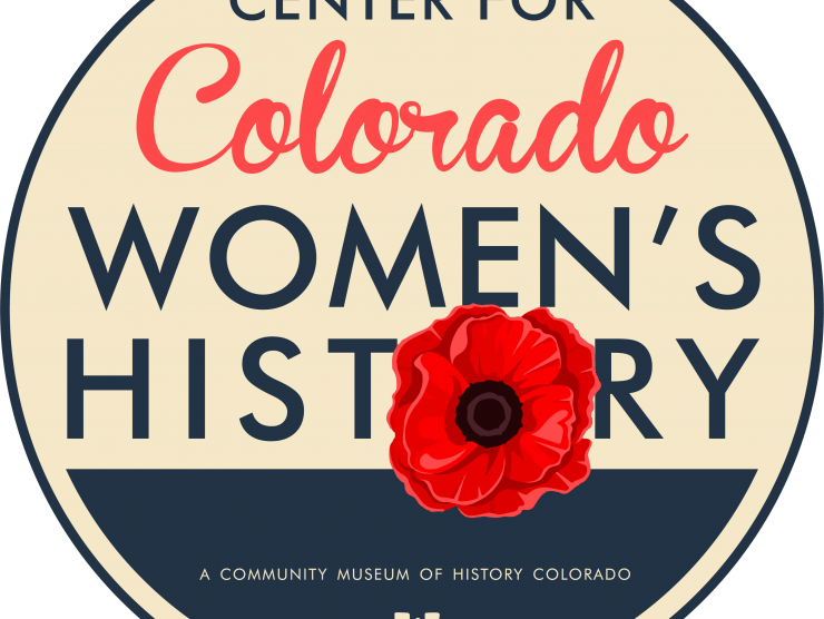 Center for Colorado Women's History logo 2020
