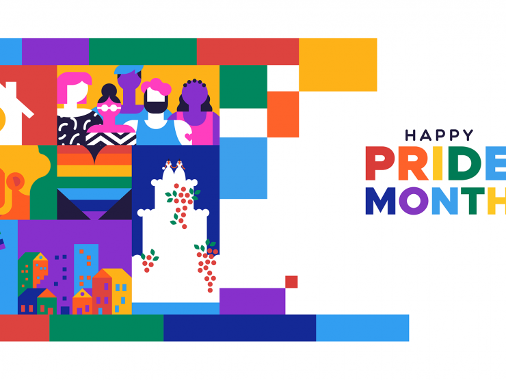 Pride Month homepage hero image 2020