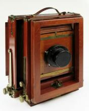 William Henry Jackson's Eastman View Camera