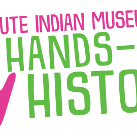 Hands on History Ute Indian Museum green
