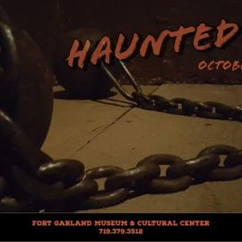 Ft. Garland Haunted Fort event 20219