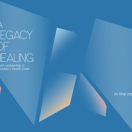 A Legacy of Healing hero image